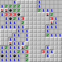 Sweepminer, online and multiplayer Minesweeper game